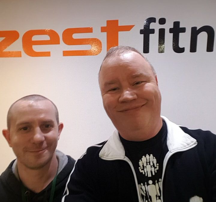 Personal Trainer Andy Hargate Stokesley