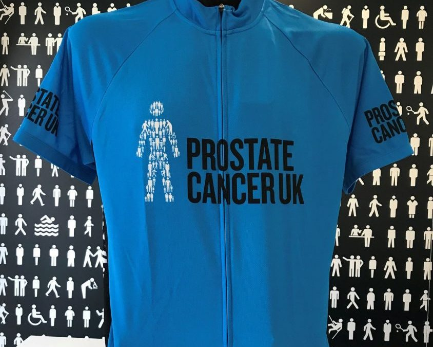 Exclusive Prostate Cancer Cycle Shirt