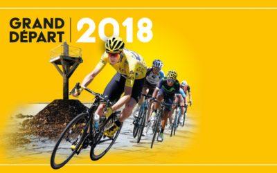 Grand Départ Tour de France 2018 – Vendée et Pays de la Loire