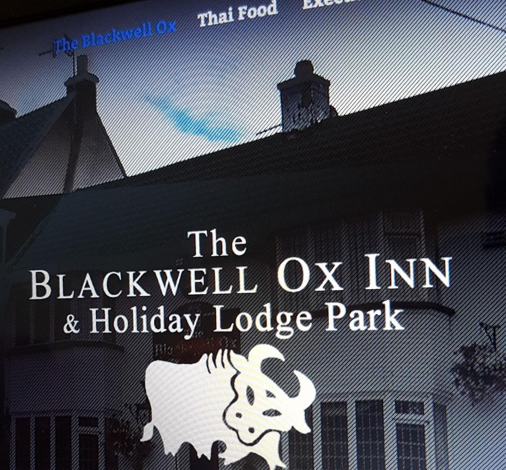 The Bklackwell Ox Web Development & Photography