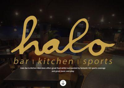 Halo Bar Aberdeen