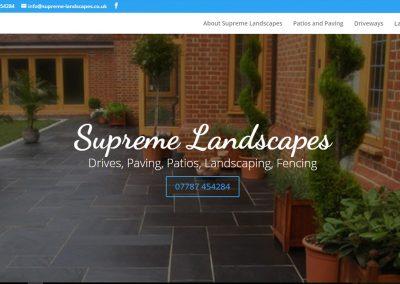 Supreme Landscapes