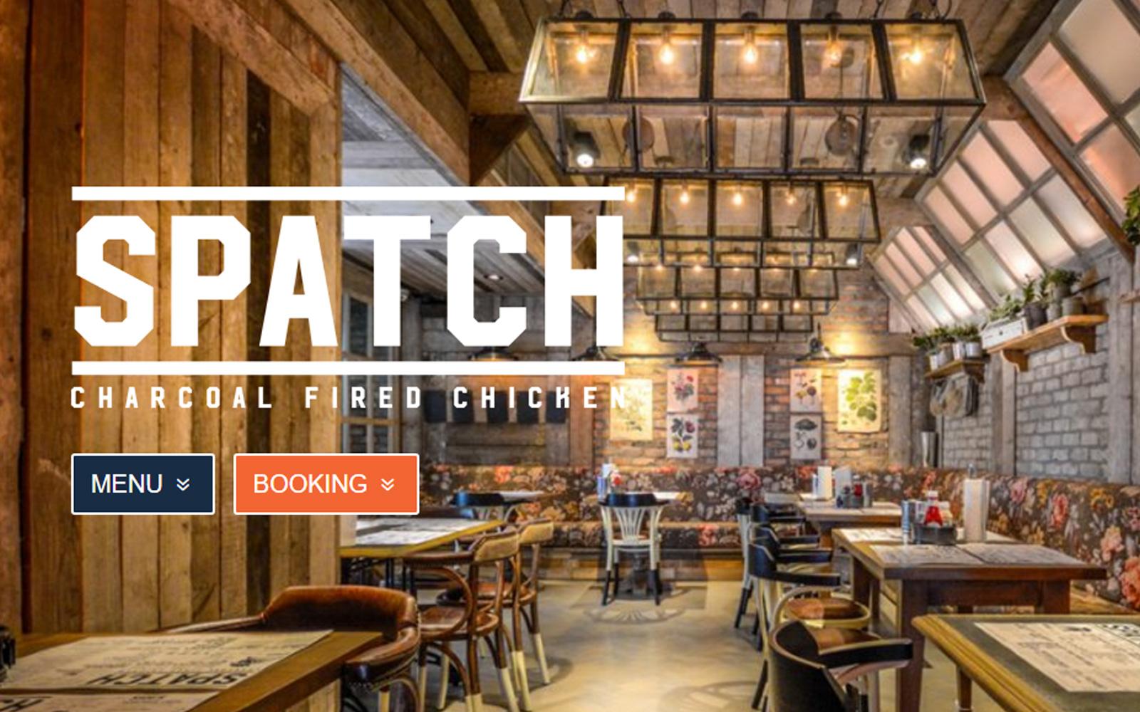 Spatch Edinburgh Web Development
