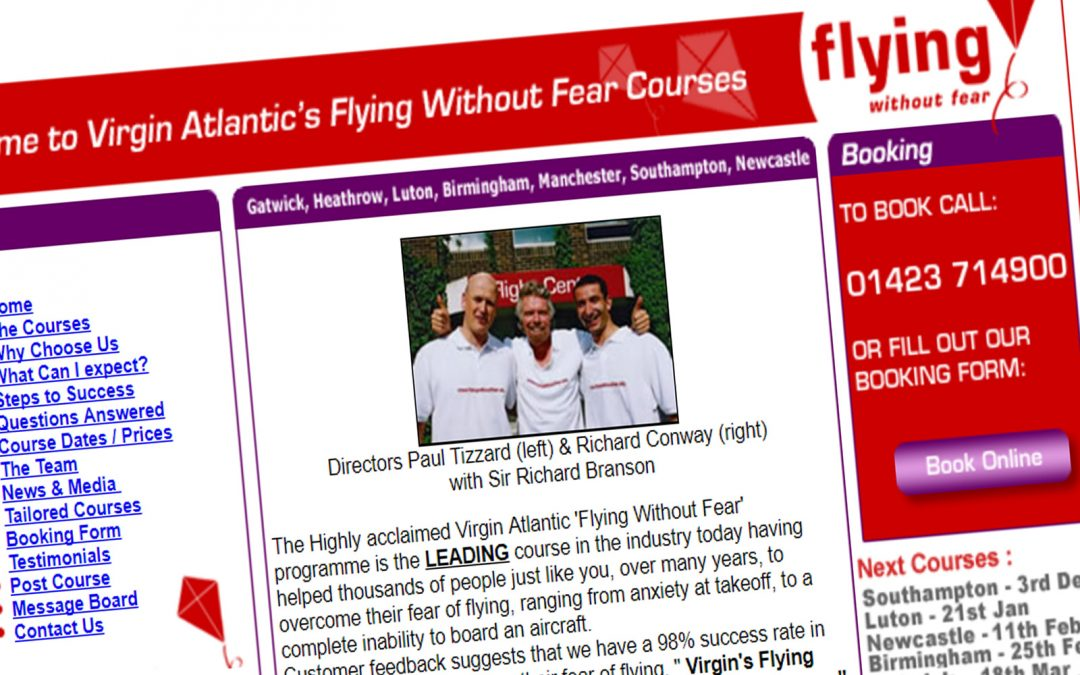 Virgin Atlantic Fly Without Fear